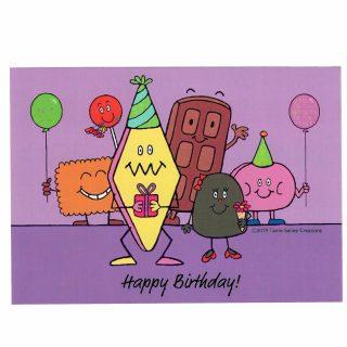 Verjaardag/Felicitaties